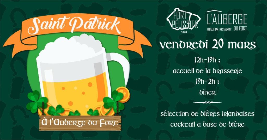 Banniere Saint Patrick 1