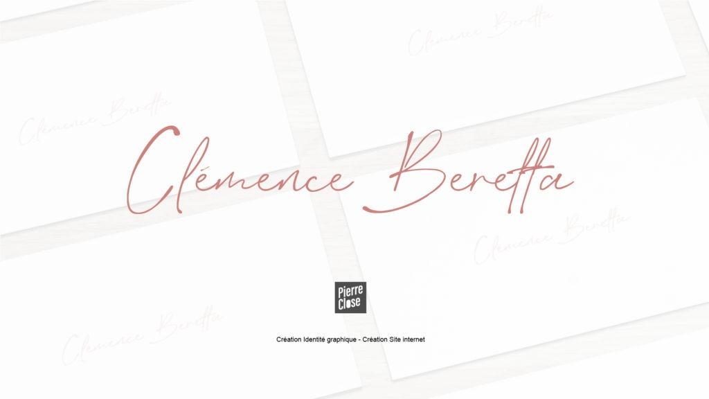 Présentation Clémence Beretta