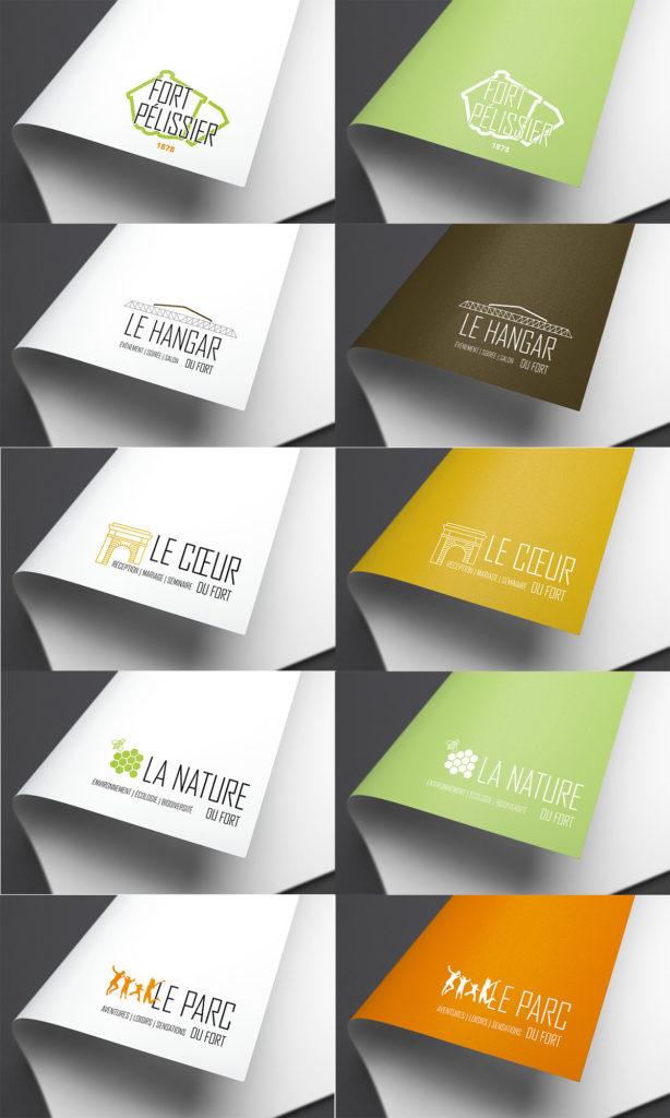 Refonte logos